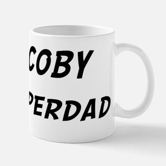 Jacoby is Superdad Mug
