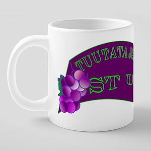 tuutata 20 oz Ceramic Mega Mug