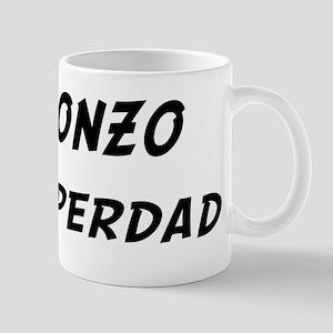 Alonzo is Superdad Mug