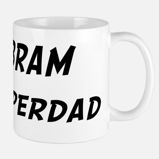 Abram is Superdad Mug