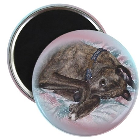 GREYT LOVE CONNECTION ROUND MAGNET