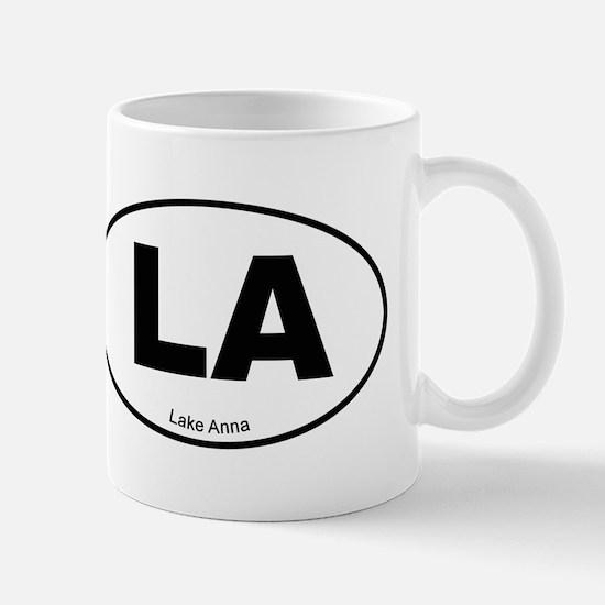 Unique Anna Mug