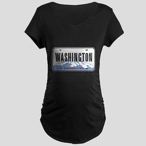 Washington Maternity Dark T-Shirt