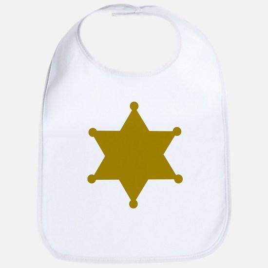 Sheriff Bib