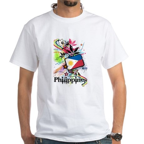 philippine flag polo shirt ponies wearing shoes