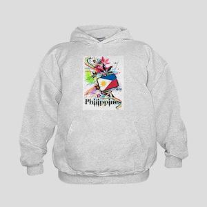 Philippines Kids Hoodie