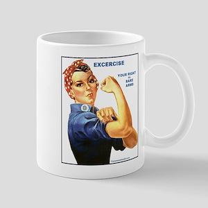 Bare Arms Mug
