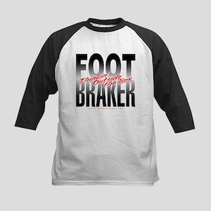 Footbraker: Thinkin' Outside  Kids Baseball Jersey