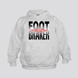 Footbraker: Thinkin' Outside  Kids Hoodie