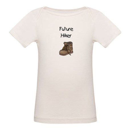 Future Hiker Organic Baby T-Shirt