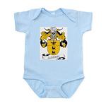 Llobera Coat of Arms Infant Creeper