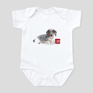 True Love Infant Bodysuit