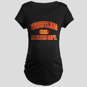 Maternity T-Shirt Black