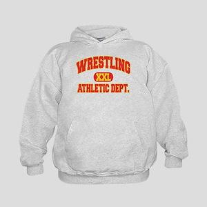 Wrestling Kids Hoodie