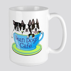 BeanDogs Logo Mugs