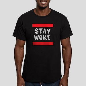 Stay Woke Movement Hashtag Black Lives T-Shirt