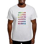 RBW Fingerspelled ABC Light T-Shirt