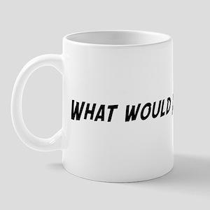 What would Angelina do? Mug