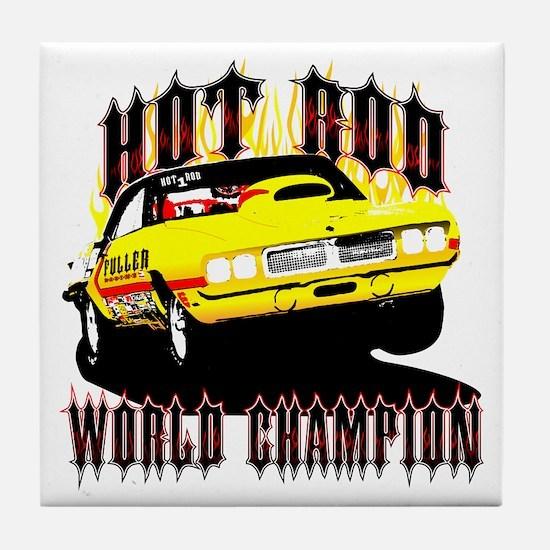 2005 Stock Champ Tile Coaster
