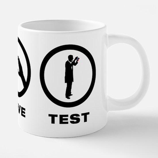 Chemist-09-A 20 oz Ceramic Mega Mug