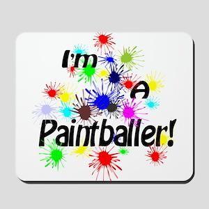 Paintballer Mousepad