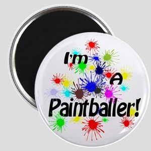 Paintballer Magnet