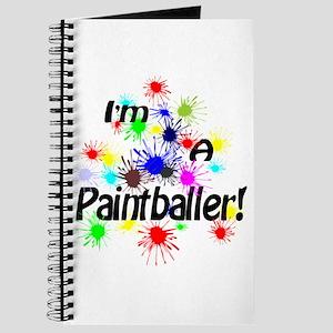 Paintballer Journal
