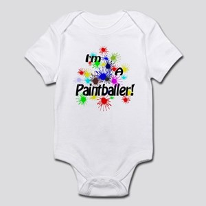 Paintballer Infant Bodysuit