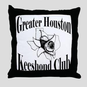 GHKC Throw Pillow