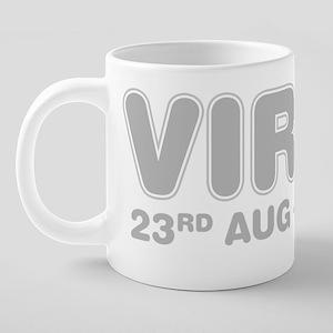Virgo Astrology 20 oz Ceramic Mega Mug