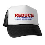REDUCE DEPENDANCE Trucker Hat