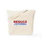 REDUCE DEPENDANCE Tote Bag