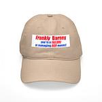 Frankly Barney Tan Cap