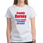 Frankly Barney 2-sided Women's T-Shirt