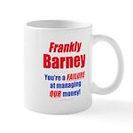 Frankly Barney Mug