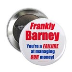 """Frankly Barney 2.25"""" Button"""