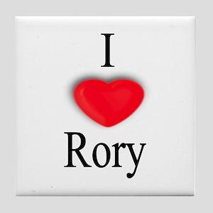 Rory Tile Coaster