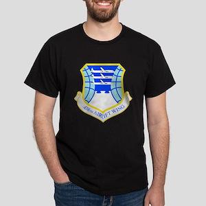 438th Black T-Shirt