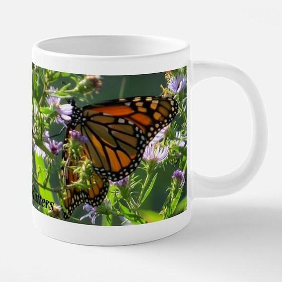 Nice Matters 20 oz Ceramic Mega Mug