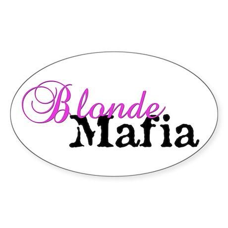 Blonde Ambition Sticker