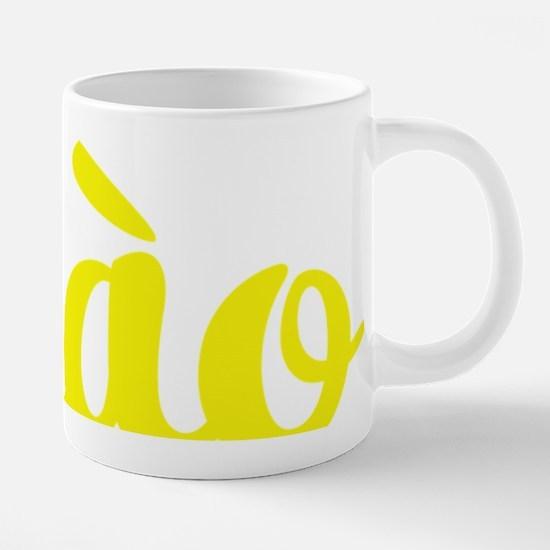 Chao / Hello ~ Vietnam / Vi 20 oz Ceramic Mega Mug