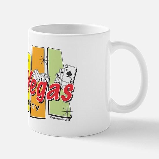 Las Vegas Sin City Mug