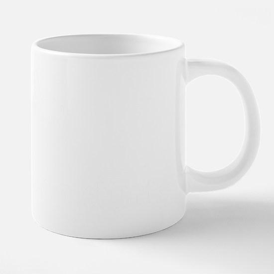 Cute Self sufficient 20 oz Ceramic Mega Mug