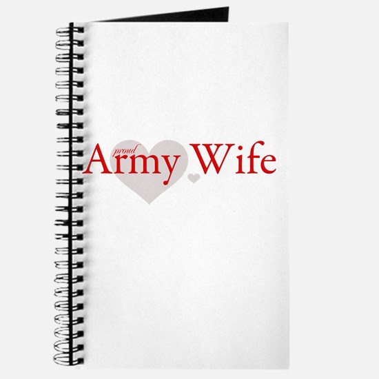Proud Army Wife Journal
