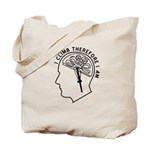 I Climb Therefore I Am Tote Bag