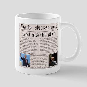 Christian Bailout Plan Mug