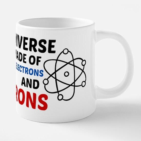The Universe 20 oz Ceramic Mega Mug