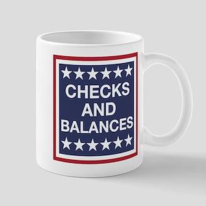 Checks And Balances Mugs