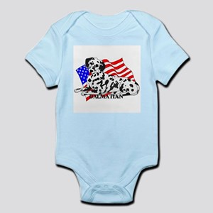 Dalmatian USA Infant Bodysuit