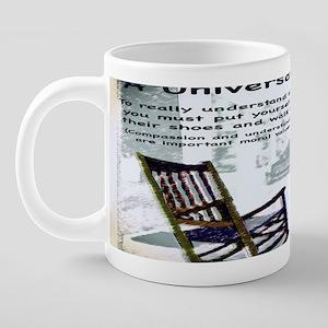 Universal theme example 20 oz Ceramic Mega Mug